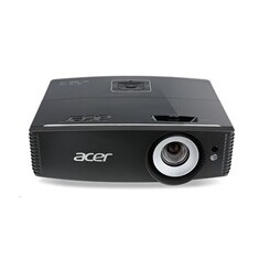 ACER Projektor P6600,DLP 3D,WUXGA(1920x1200),5000 ANSI,20 000:1,HDMI(MHL),int. HDMI,RJ45,audio in/out,živ. lampy 3000h
